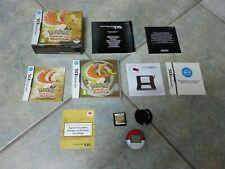 Gioco per Nintendo DS 2DS 3DS POKEMON VERSIONE ORO HEARTGOLD [LEGGERE]