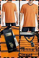 U.S. Polo Assn. Striped T-shirt NWT SZ XL