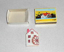 Mulino Bianco IL CALENDARIO 1984 Sorpresina Promo Gadget