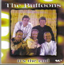 The Buffoons-Its The End cd single