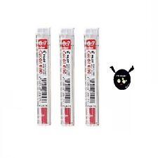 3 X Tubos Piloto Color Eno 0.7 mm (plcr - 7-R) lápiz rojo lleva