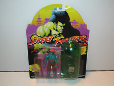 GI JOE 1994 STREET FIGHTER MOVIE BLANKA MOSC - HASBRO