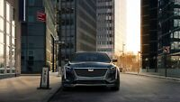 "2019 Cadillac CT6 V-Sport Auto Car Art Silk Wall Poster Print 24x36"""