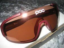POC CRAVE Thaum red CR3010 Brown Electric Mirror 21.16 Sonnenbrille Radbrille