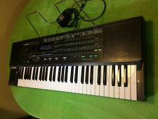 vintage Synthesizer Keyboard Casio HT-6000 - SD synthesis - TOP condition