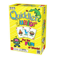 Quiddler Junior Card Game NEW