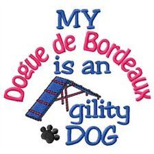 My Dogue de Bordeaux is An Agility Dog Long-Sleeved T-Shirt Dc2046L Size S - Xxl