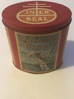 Vintage Nabisco Saltina Biscuit Interseal