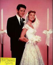 DEBBIE REYNOLDS EDDIE FISHER 1955 WEDDING 8 X 10 PHOTO 1