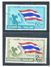 THAILAND 1967 National Flag FU