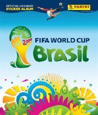 Mancoliste figurine Brasil 2014 Panini Calciatori Champions stickers cromo 0,18