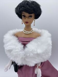 OOAK Vintage Reproduction Barbie Bubblecut Repaint & OOAK Enchanted Evening