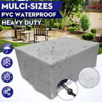 Waterproof Garden Patio Furniture Cover Covers Rattan Table Cube Set Outdoor