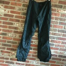 Obermeyer  Black  ,Women's Ski Pants Size 8