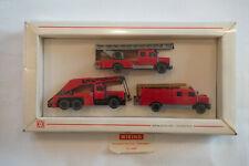 Feuerwehrautos Veteranen / Wicking-Modellbau / 60er Jahre / Nr. 2600