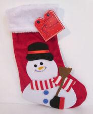 Calze natalizie multicolori senza marca