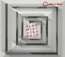 ALMAMEDITERRANEA - SENTIERI DI LIBERTA' - CD NUOVO