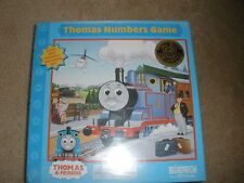 L@@K~Thomas Number Board Game Teaching Supplies Educational School Birthday GIFT