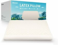 Latex Pillow, Latex Foam Pillow for Sleep with Storage Bag, Soft Pillow 60 * 40