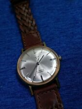 1960s Vintage Timex Marlin Series 21 Jewel Mechanic Watch Serviced