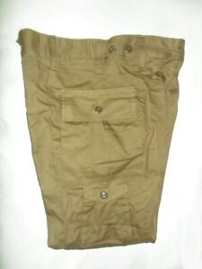 Israeli Army Idf Pants Zahal BDU Trousers 1973 Yom Kippur War. MADE IN ISRAEL.