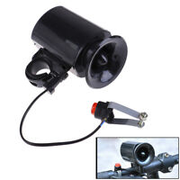 Waterproof Electronic Cycling Bicycle Bell Bike Handlebar Horn Alarm Speakefw