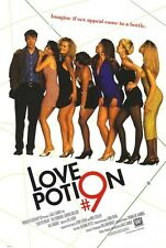"LOVE POTION NO 9 1992 Original DS 2 Sided 27x40"" US Movie Poster Sandra Bullock"