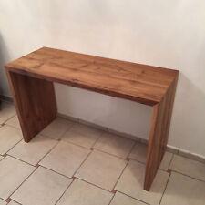 Waschtisch Eiche Wild Massiv Holz NEU Stuhl Sitzbank Tisch Esstisch Hocker !