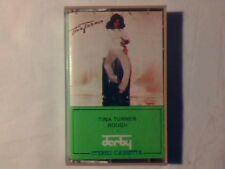 TINA TURNER Rough mc cassette k7 ITALY RARISSIMA COME NUOVA VERY RARE LIKE NEW!!