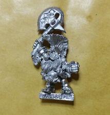 Warhammer Fantasy Dwarf Troll / Giant Slayer - Metal - Stripped