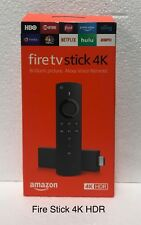 Amazon Fire Stick 4k w/Alexa Voice Remote     NEW SEALED