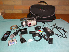 Canon 3CCD Digital Video Camcorder GL1A  NTSC & Carry Case