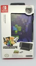 PowerA Nintendo Switch MineCraft Edition Built in Stand Hybrid Cover Accessory