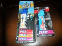 2 lot TOYS R US PEZ Candy Dispenser & NASCAR #43 Richard Petty STP Semi Trucks