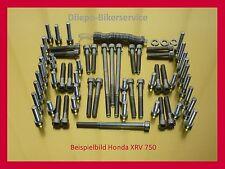 Honda AFRICA TWIN XRV650 - V2A Schrauben Motor Edelstahlschrauben Motorschrauben
