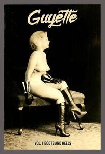 GUYETTE 1930s Photos Volume 1 Boots & Heels SHOES Legs ~ Vasta Editions 2020