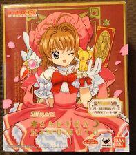Bandai S.H.Figuarts Card Captor Sakura Kero-chan Kinomoto Sakura Action Figure