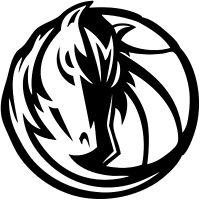 "Dallas Mavericks NBA Decal ""Sticker"" for Car or Truck or Laptop"