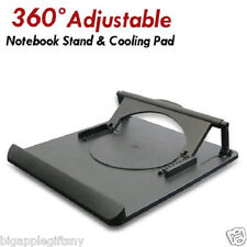 360 Degree Rotation Laptop Notebook Cooling Cooler Holder for Laptop up to