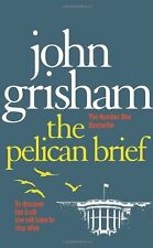 The Pelican Brief by Grisham John (author)paperback Paperback – 28 Oct 2010