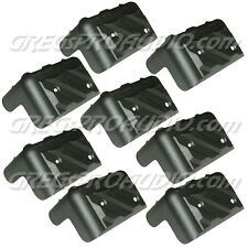 Large Plastic Stacking Corners for Bass Guitar Cabinets, Aguilar, Eden, SWR 8pc