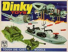 Dinky Toys Catalogue No. 11 - 1975