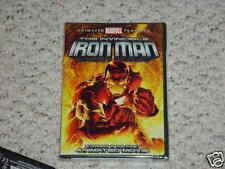 Invincible Iron Man DVD NEW FACTORY SEALED
