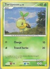 CARTE POKEMON  UNCO DIAMANT & PERLE TORTIPOUSS 103/130  60 PV