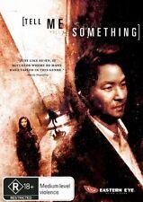Tell Me Something (DVD, 2008)-REGION 4-Brand new-Free postage