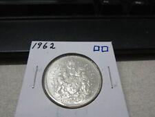 1962 - Canada silver 50 cent - Canadian half dollar