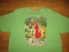 Jimmy Buffett Margaritaville Las Vegas 5 O'Clock Somewhere Official T-Shirt Xxl