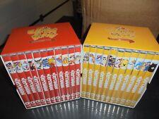 OPERA COMPLETA IN DUE BOX COFANETTI 22 DVD YATTAMAN CORRIERE DELLO SPORT