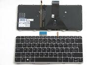 KbsPro Keyboard Czech Slovakian for HP Elitebook Folio 1020 G1 1030 G1 Backlit