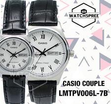 Casio Couple Watch LTPV006L-7B MTPV006L-7B